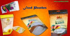 We offer a variety of bag styles such as #standuppouches, #pillowbags, #spoutpouches, #threesidessealedpouches and #flatbottombags for #snackfoodpackaging.