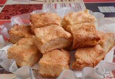 Omlós körtés sütemény Cornbread, French Toast, Favorite Recipes, Cooking, Breakfast, Ethnic Recipes, Food, Millet Bread, Kitchen