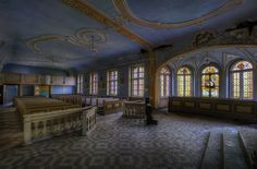 The Blue Chapel by Niki Feijen on 500px