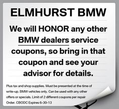 #BMW #SPECIAL