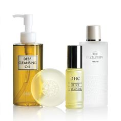 DHC Olive Essentials Set *** This is an Amazon Affiliate link. Click on the image for additional details.
