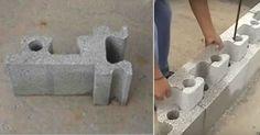 Эти кирпичи похожи на блоки из «Тетриса», но строители по всему миру уже оценили их преимущества.