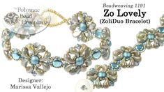 Zo Lovely Component Bracelet (Tutorial)