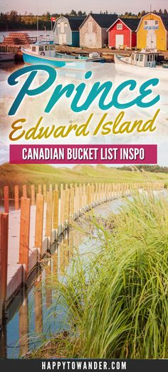 Prince Edward Island, Canada is definitely an underrated destination. Check out these great photos of Prince Edward Island to see why. Pei Canada, Canada Eh, Visit Canada, Cool Places To Visit, Places To Go, Montreal, Wild Campen, Canada Destinations, Photos Of Prince