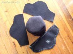 Pirate hat pattern