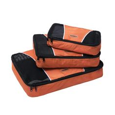 Best travel luggage compression packing cubes with pcs sets on hot sale. Huge selection, in stock.