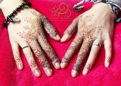 Fessi style henna -