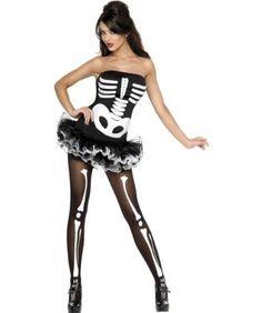 Smiffy's - Disfraz sexy de esqueleto para mujer, ideal para Halloween de Smiffy's, http://www.amazon.es/dp/B003DS3RU6/ref=cm_sw_r_pi_dp_yMherb0RJ0YGV