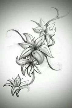 pinterest tattoos of lillies | Found on Uploaded by user