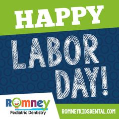 Have a great and fun weekend! Happy Labor Day, Pediatrics, Dentistry, Happy Holidays, Calm, Fun, Dental, Lol, Funny