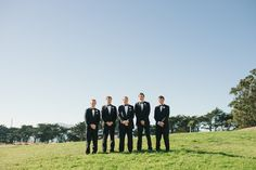 Pin for Later: Kris and Pete's Scenic San Francisco Wedding  Source: Delbarr Moradi Photography