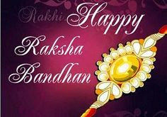 Happy Raksha Bandhan Wishes Images For WhatsApp - Oh Yaaro Happy Raksha Bandhan Wishes, Happy Raksha Bandhan Images, Rakhi Quotes, Happy Rakshabandhan, Wishes Images, Blouse Designs, Neon Signs