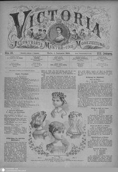 127 - Nro. 33. 1. September - Victoria - Seite - Digitale Sammlungen - Digitale Sammlungen