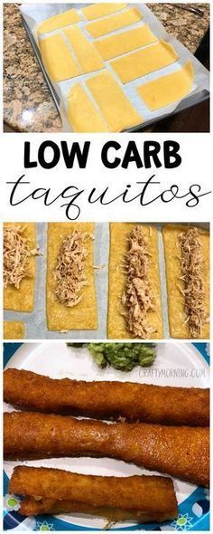 YUM! This low carb keto taquitos recipe is delicious! Perfect for people on the keto diet. It uses almond flour. Great dinner and appetizer idea.