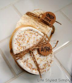 DIY Christmas: Homemade Soap