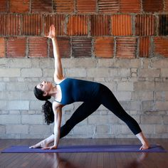 Loosen Up: 4 Yoga Poses For Tight Hamstrings. For those of us who run and lift weights as well as do other activities that really tighten up the whole backside from back to calves.