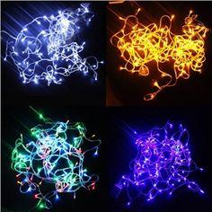 Led Lichterkette Weihnachtsdeko 10m Lang