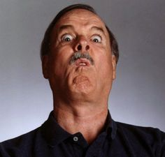 John Cleese - a Master of comedy!
