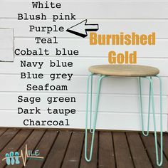Burnished gold goes with...