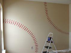 Baseball Wall