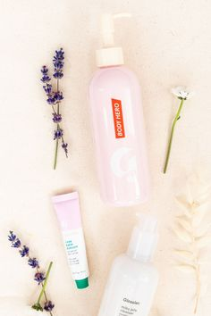 Gorgeous wedding day skin has never been so easy withThe Wedding Day Skincare Prep Set! In four steps, you'll be on your way to refreshed, recharged, and radiant skin just in time for walking down the aisle.#StyleMePretty #Glossier #WeddingBeauty #WeddingSkinCare Bride Makeup, Wedding Makeup, Perfecting Skin Tint, Stretch Concealer, Milky Jelly Cleanser, Glossier You, Cleanser For Oily Skin, Priming Moisturizer, Day Glow