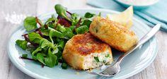 Crispy Cod & Prawn Fishcakes Recipe - Sainsbury's