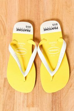 Flip flops are the only shoes I wear in the summer! I tell you I am ready for summer!