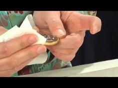 VIDEO: Textured Polymer Clay Tutorial - Nunn Design