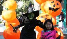 Jack o'Lantern Jamboree at Children's Fairyland - #Halloween #kidsactivities #familyfun