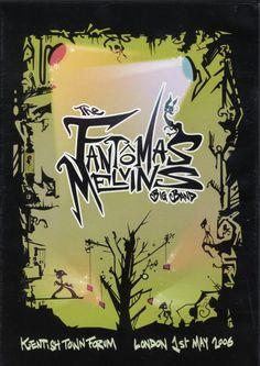 The Fantomas Melvins Big Band at Kentish Town Forum, London - May 1/2006 POSTER