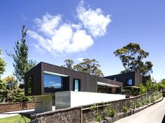 Wolveridge Architects' Martha Beach House is a naturally-cooled family home in Australia