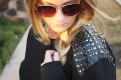 Urban Ombre -- A Fashion Blog  Simple Braid http://urbanombre.blogspot.com/