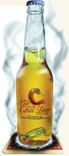 Cerveja Chili Beer - Cervecería Mexicana