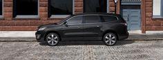 2015 Traverse: Mid-Size SUV Crossover | Chevrolet