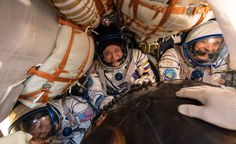 In Space, U.S. and Russia Friendship Untethered