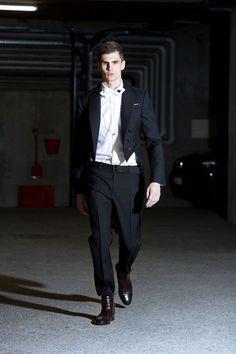 Alexis Mabille - Autumn/Winter 2013-14 Menswear - Paris (Vogue.co.uk)