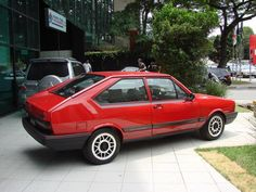 VW Passat Pointer 1987