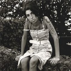 Amy Winehouse at Proud: Mischa Richter