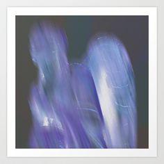 Angel 32 Art Print by Richard J Wise - $17.68