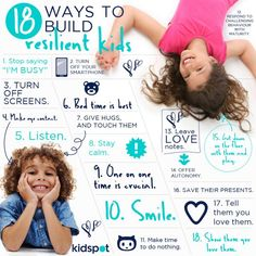 Image result for infographic how to build resilience