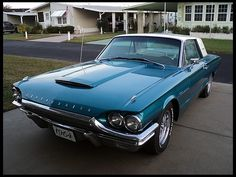 '64 Thunderbird. Thinking of going this route.
