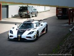 The last #Koenigsegg #Agera #One1. Top 10 #Most #Expensive new #Cars http://mostexpensivecartoday.com. Photo reposted from Facebook account westbroekcarspotting.