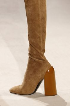 What are the biggest shoe trends for From loafers to boots in summer, to flatforms and thong sandals, these are the 2020 shoe trends you need to know before collating your shoe shopping list. High Heel Boots, Bootie Boots, Shoe Boots, High Heels, Stiletto Boots, Old Shoes, Women's Shoes, Hermes Boots, Plastic Shoes