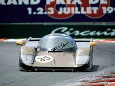 1994 Porsche Dauer 962 Le Mans (in action)