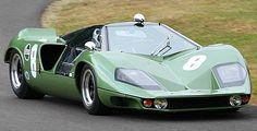 Marcos Mantis XP at the 2010 Goodwood Festival of Speed.