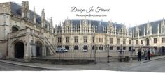 Architecture and design in France is often so elegant and refined, until you visit some of the public potties! See the DNA of design in France! RenovationBootcamp.com