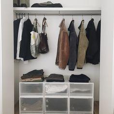 本当に必要なモノ達と暮らす〜余白のある空間づくりが快適さを生み出す家___omalさんのおうちを探索! | ムクリ[mukuri] Wardrobe Rack, Shoe Rack, Interior, Room, House, Furniture, Home Decor, Pranks, Braid