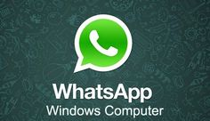 Finally WhatsApp Launched for PC « Fresher2Programmer
