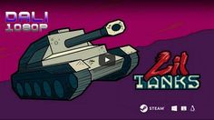 Lil Tanks is an action-packed, side-scrolling shooter that puts you in control of a prototype tank -- defending humanity from the alien scourge known as The Cuur. #LilTanks #shmup #indiegame #Steam #leadmoneygames #YouTube