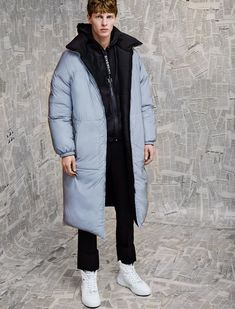 Holt Renfrew 2019 Men's Retro-Style Outerwear Retro Fashion, Mens Fashion, Fashion Trends, Holt Renfrew, The Fashionisto, Winter Jackets, Men's Jackets, Back To The Future, Street Style Looks